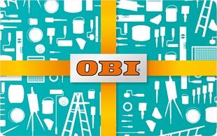 Подарочная карта ОБИ