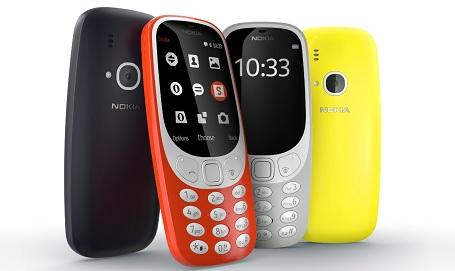 Нокиа 3310 новая версия 2017